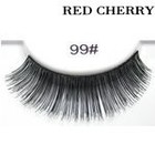 Red Cherry False Eyelashes #66
