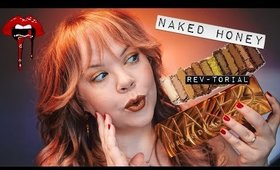 NAKED HONEY Urban Decay Revtorial