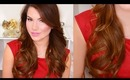 How To: Easy Romantic Curls Hair Tutorial