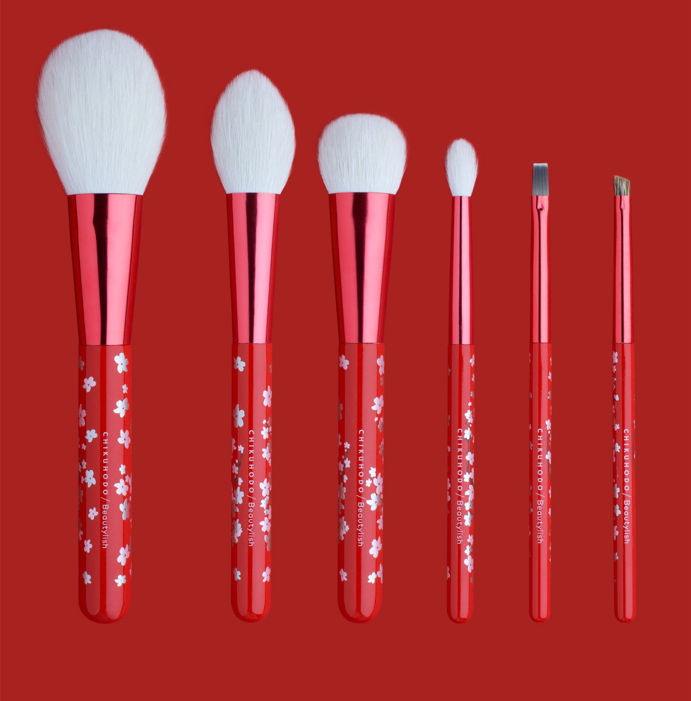 The Sakura Collection Lookbook - Powder Brush