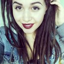 first day of dreads (: