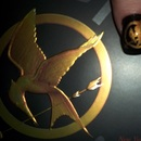 Hunger Games Themed Nails