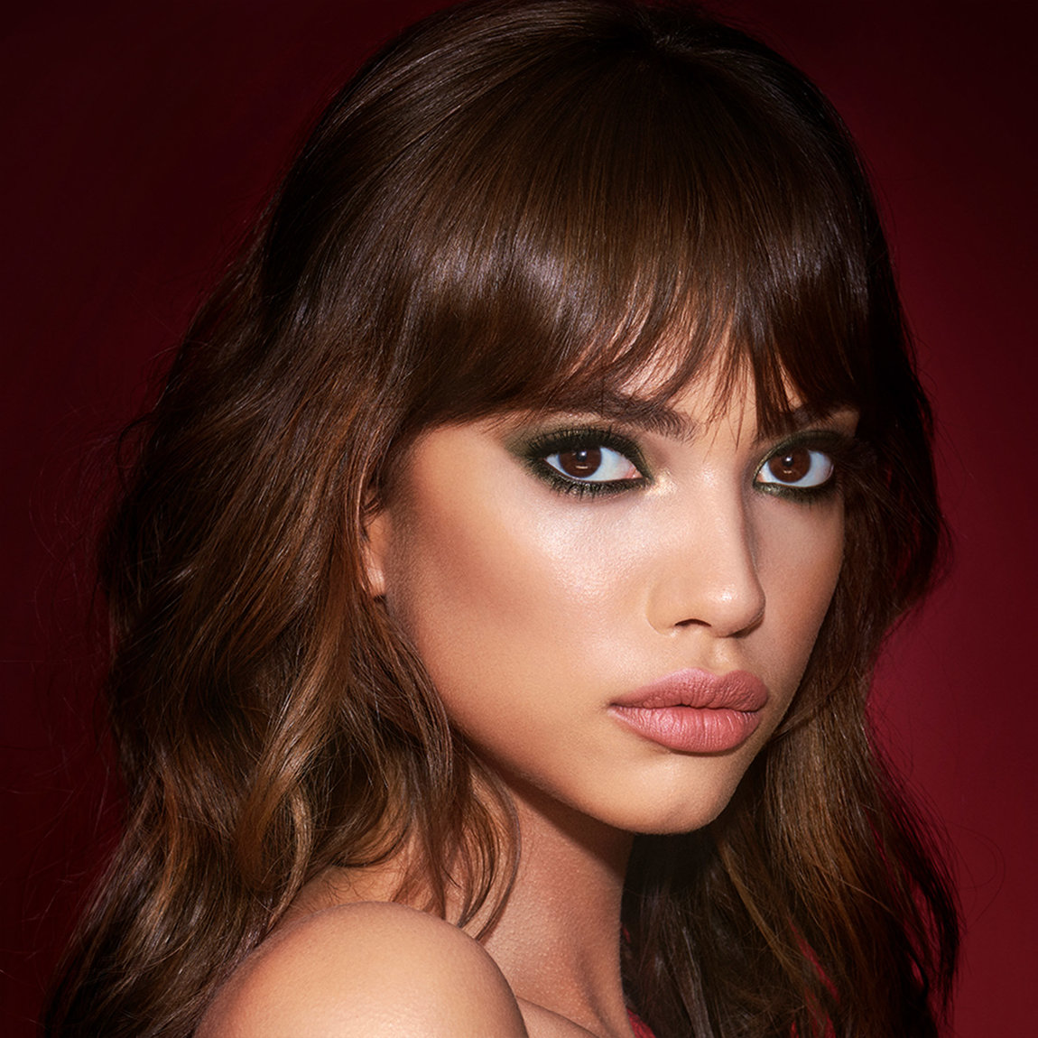 Charlotte Tilbury Get the Look The Rebel product swatch.