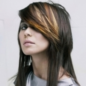 possible hair style and color