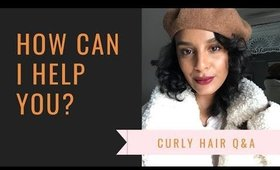 How Can I HELP you with your Curly Hair?
