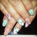 Vintage Nails 💕