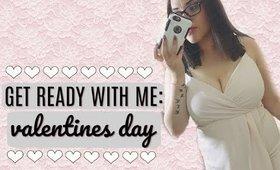 GRWM: Soft Valentines Day Look!