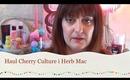 Haul Cherry Culture / i Herb / Mac / Miss Coquelicot