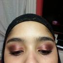 My Eyeshadow Look