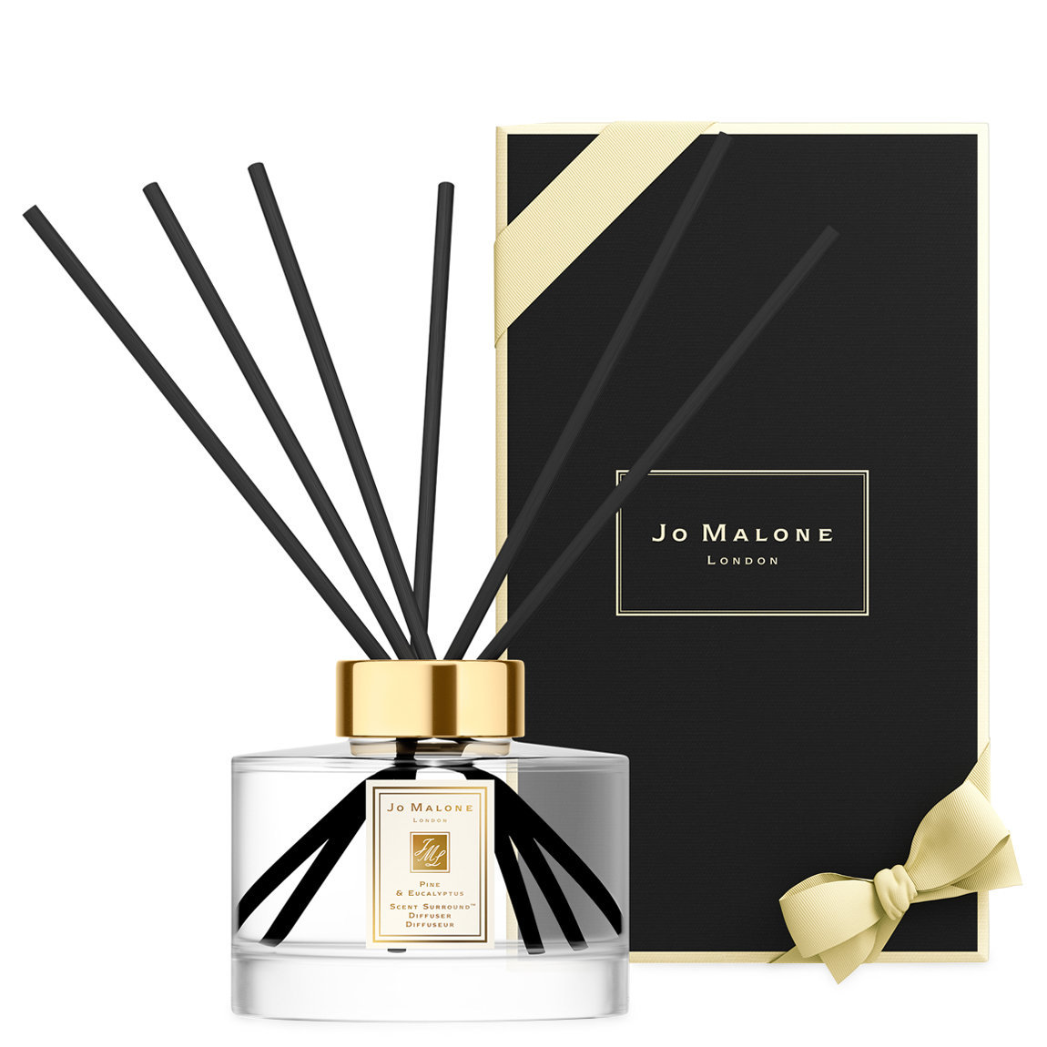 Jo Malone London Pine & Eucalyptus Scent Surround Diffuser product swatch.