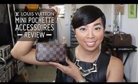 Louis Vuitton Mini Pochette Accessoires Review  |  Style Minded
