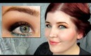 FALL GLAM Smoky Eye: With the Sparkle Til Morning Palette