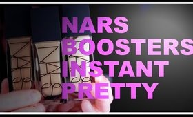 NARS TINTED GLOW BOOSTERS - FOR SUBTLE SHINE AND GLOW!