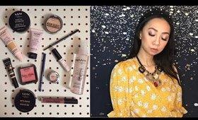 One brand makeup looks | nyx cosmetics