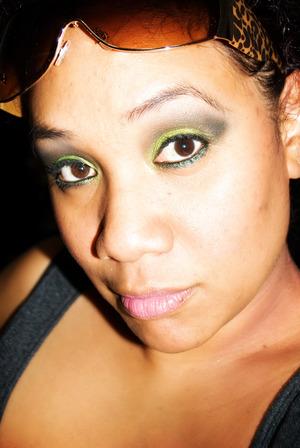 Army Wife, Darkness & Snookie by Glameyez.com