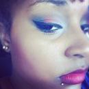 Memorial Day Makeup