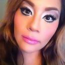 """""""Big Eye Makeup"""""""
