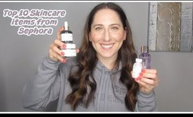 Top 10 skincare items - Sephora VIB Spring Sale 2020