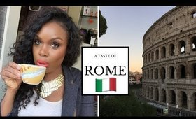 My Weekend in Rome!   Italy Travel Vlog (Part 3)