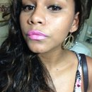 Pink baby lips