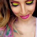 Crazy for Color: Hair Chalking Tutorial