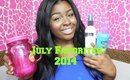 July Favorites 2014