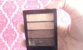 BeautyNeverDates-Product display- Revlon Eyeshadow quad
