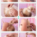 Easy As That... Hair Bow For Yourself.