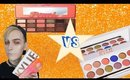 Battle of the Peach Palettes | Too Faced Sweet Peach vs. Kylie Royal Peach | WILL DOUGHTY