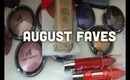 August 2013 Favourites
