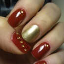 Classic Red & Gold for Xmas ^_^