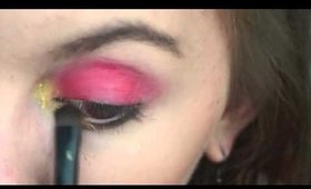 Amity Inspired Makeup Tutorial