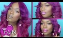 #BlackBarbie Kardashian  Makeup Tutorial