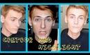 Invisible Contour & Highlight Tutorial ☆ Men & Women ☆ Subtle and Natural Makeup