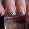 Funky French Tips - Animal Prints!