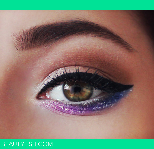 Close Up - Galaxy Inspired Eyeshadow | Nicole F.'s Photo | Beautylish