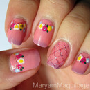 May Flowers NailArt!