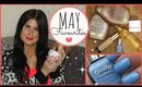 May Beauty and Nail Favourites 2014