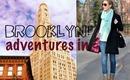 NYC Adventures   Outfit + Brooklyn Flea Market