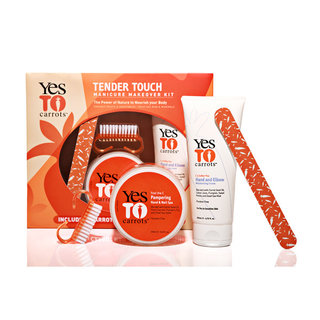 Yes to Carrots Manicure Makeover Kit