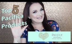 Top 5 Pacifica Products | Collab with Christopher Cupcakes