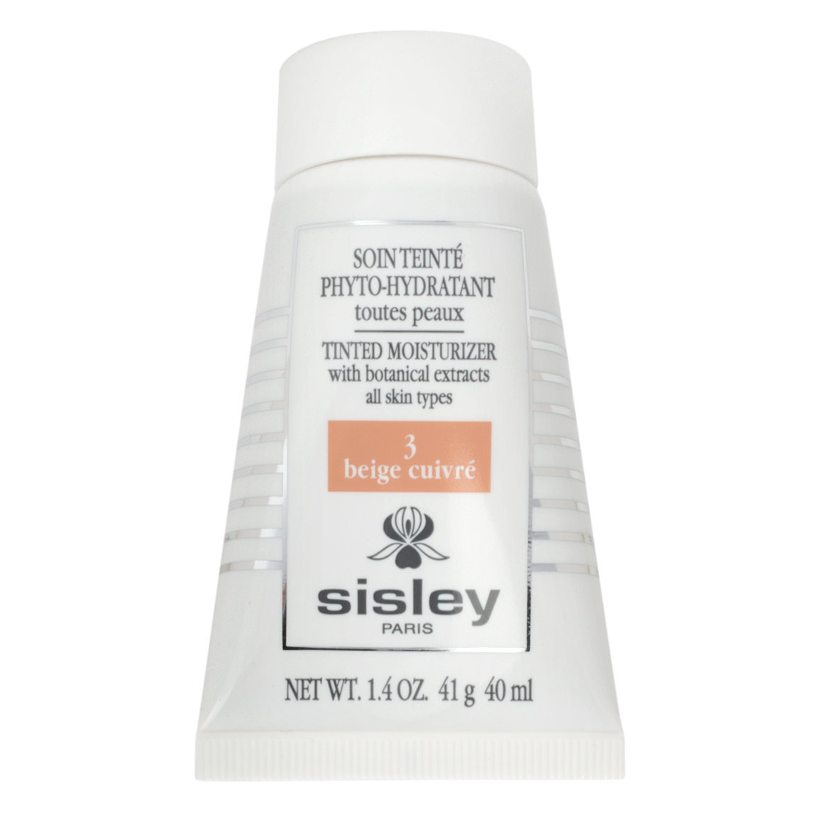 Sisley-Paris Tinted Moisturizer with Botanical Extracts 3 Beige Cuivré alternative view 1.
