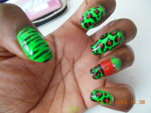 Wild this Summer (Nails THIS week)