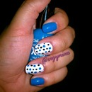 A Little Blue..A Little Dotty