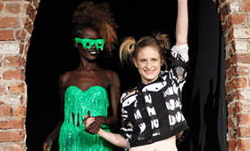 Designer Gerlan Marcel Gives Beautylish a Fresh New Logo