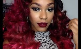 Grace Hair: Hot Pink Ombre