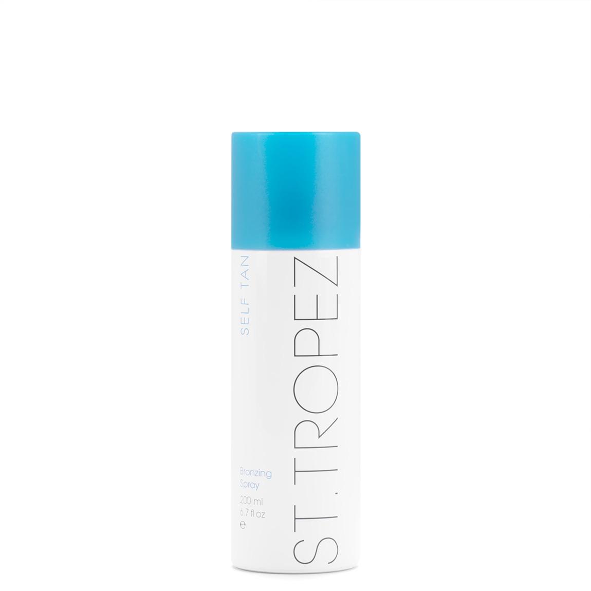 St. Tropez Self Tan Bronzing Spray product swatch.
