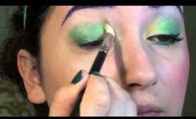 Vibrant Rebel Makeup Tutorial