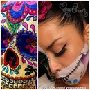 Pieces Of Me... Sugar Skull Video Photos #1