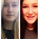 change brown hair blonde hair